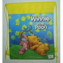 Bolso Winnie Pooh, Para Cotillones, Rifas Y Mucho Más.
