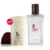 Jafra Super Oferta Perfume+desodorante Hombre=2 Productos