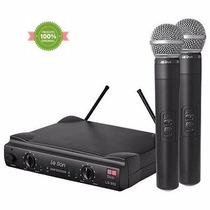Promoção! Leson Ls902-ht/ht Mão Mão Microfone Sem Fio