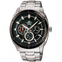 Relógio Casio Ef-327d-1a1vdf Edifice Esporte Fino - Refinado