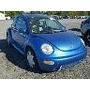 Volkswagen Beetle 1998-2004 Eje Trasero