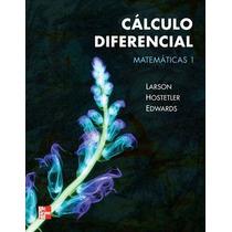 Libro Cálculo Diferencial Matemáticas 1