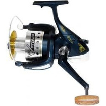 Reel Frontal Spinit Titan V8 300 8 Ruleman + Tanza + Linea