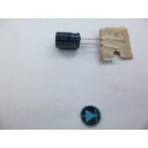 Capacitor Eletrolitico 2,2uf X 400v , 2,2ufx400v 85gr (pct10