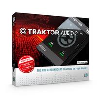 Native Instruments Traktor Audio 2 Mkii