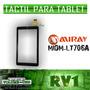 Tactil Para Tablet Miray Midm Lt706a - 7 Pulgadas