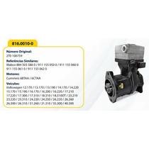 Compressor Ar Caminhão Volkswagem Motor Cumins 8160010