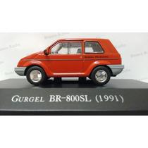 Carros Inesquecíveis Gurgel Br 800 Sl 1991
