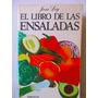 El Libro De Las Ensaladas Por Jean Lay Ed. Plus Vitae