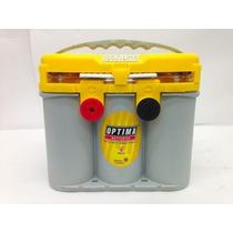 Batería Gel Optima 34/78 Amarilla Envío Gratis.