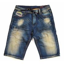 Bermuda Diesel Jean Importado Original Todos Los Talles