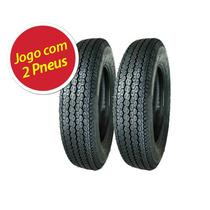 Kit 2 Pneu Pirelli 5.90-14 Tornado Alfa 4pr Fusca/brasilia