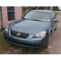 Nissan Altima 2003 ( En Partes ) 2002 -2006 Motor 2.5