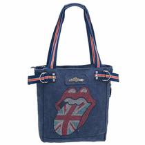 Bolsa Tote Rock Rolling Stones - Licenciada