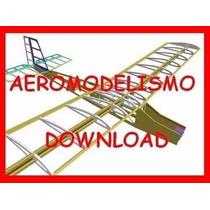 Pacote 1000 Plantas Aeromodelismo Aeromodelos - Receba Hoje