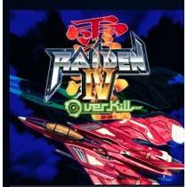 Raiden Iv/ Overkill Jogos Ps3 Digital Psn