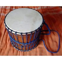 Tambor Tribal - 26x26 Cm Ou 26x35 Cm. Amarração Djembé