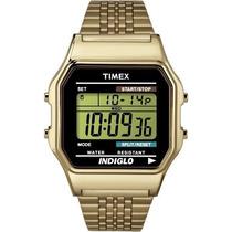 Timex 80 Classic Dorado T78677