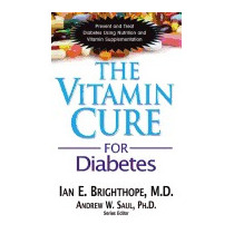 Libro Vitamin Cure For Diabetes, Ian E Brighthope