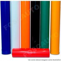 Adesivo Decorativo Envelopamento Geladeira Móveis - 8m X 1m