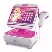 Caja Registradora De Barbie Nueva Boutique Cash Register Tv