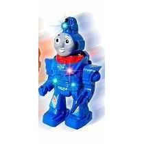 Super Thomas Robot Con Movimiento Sonidos Luces Musica