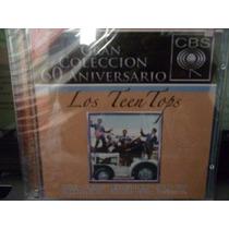 Los Teen Tops Rock Mexicano 60 Agnos Cbs 2007 Cd Doble