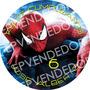 Imagen Para Torta Redonda Spiderman - Epvendedor