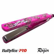 Prancha Babyliss Pro Nano Titanium Ink Branca 450f