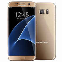 Celular Samsung Galaxy S7 Edge 12mp 32gb Dorado