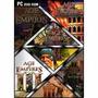 +++ Completo Melhor!! Age Of Empires 1-2-3+ Age Of Mythology