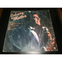 Lp Os Grandes Sucessos De Johnny Mathis, Disco Vinil, 1982