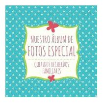 Libro Nuestro Album De Fotos Especial, Speedy Publishing Llc