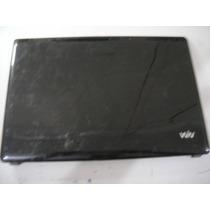 Tampa Da Tela Notebook Cce Win Modelo 62r-a14hm0-1201