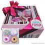 Canastilla Bebé Caja Cupcakes De Ropita Regalo Babyshower