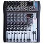 Consola Mixer Moon Mc806 8 Canales Camara 16 Efectos Profesi