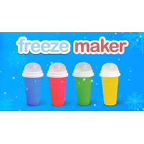 Vaso Freeze Maker Mágico. Haz Raspados Frappe Helados Oferta