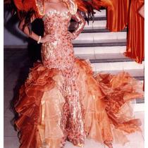 Vestido De Reina De Carnaval