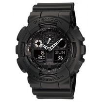 Relógio Casio G-shock Ga-100-1a1dr Resistente A Choques