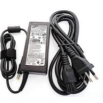 Carregador Fonte P/ Notebook Samsung Np-rf511 Np-r440 19v