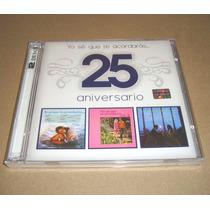 Los Diablos Un Rayo De Sol (baladas) Cd 25 Aniversario 70´s