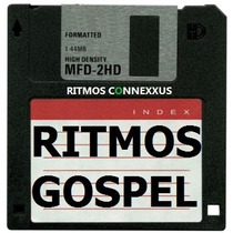 Disquete C/ritmos Gospel Yamaha Psr 340-450-540-550-630-730