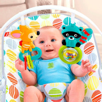 Cadeira De Descanso Brincando No Bosque Fisher-price