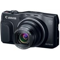 Canon Sx710 Wifi Zoom 30x 20.3 + 16gb Cl10 + Bolso + Tripode