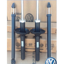 Kit 4 Amortiguadores Gas Original Vw Golf Jetta A4 Clasico