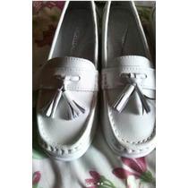 Zapatos De Enfermeria Del 37 Al 41 De Cuero.