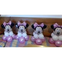Centros De Mesa Mickey Y Minnie