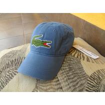 Gorra Lacoste Big Croc 2016 + Envio Dhl Aereo Gratis