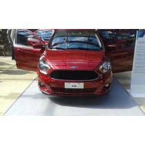 Ford Ka S 1.5 0km 5 Puertas 2017 Rojo Cb2