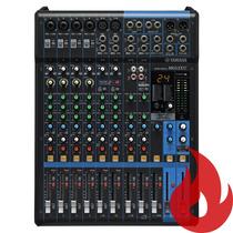 Yamaha Mg12xu . Mesa De Som . Loja . Nf + Garantia !!!